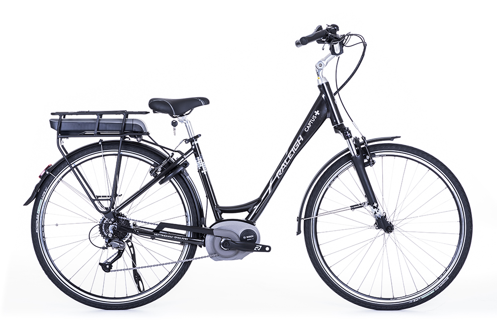 Captus Low Step The Electric Bike Shed